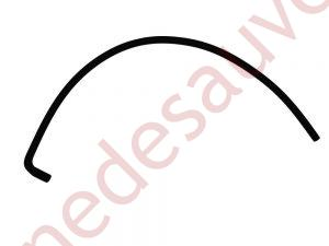 Durite-peugeot-205-309-gti-vase-expansion-radiateur-eau