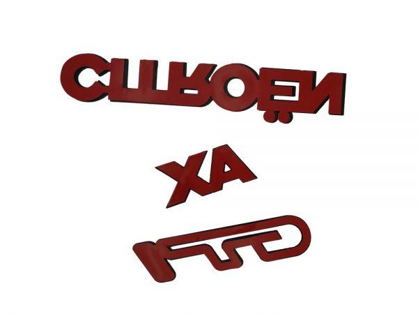 "KIT-3-LOGOS-""-CITROËN-AX-GTI"
