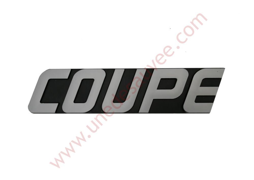 logo coupe gris pour renault super 5 gt turbo une de. Black Bedroom Furniture Sets. Home Design Ideas