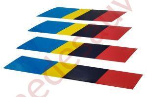 AUTOCOLLANTS-STICKERS-BANDES-PTS-DE-CALANDRE-PEUGEOT-309-GTI-PHASE-1