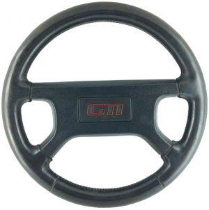 RÉFECTION-VOLANT-CUIR-PEUGEOT-309-GTI-GTI-16-S-SOUPAPES