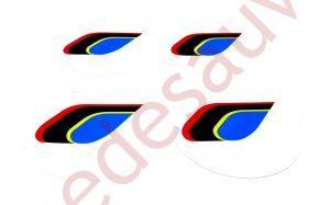 Autocollants Peugeot